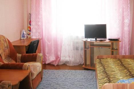 Сдается 1-комнатная квартира посуточно в Тулуне, Ленина, 13.