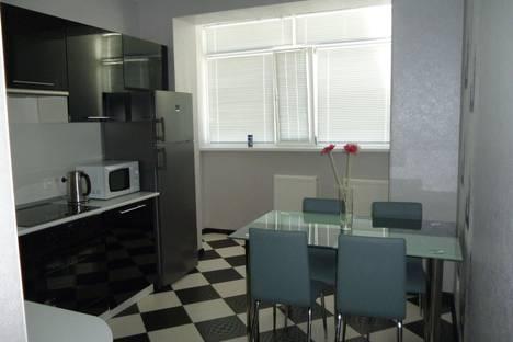 Сдается 1-комнатная квартира посуточно в Ставрополе, проспект Кулакова, 67/3.