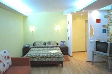 Сдается 1-комнатная квартира посуточно в Киеве, ул.Луначарского, 1-А.