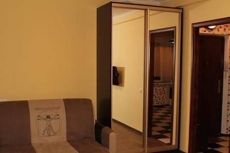 Сдается 1-комнатная квартира посуточно в Киеве, ул. Лайоша Гавро, 8.