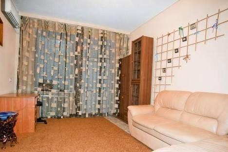 Сдается 1-комнатная квартира посуточно в Мариуполе, пр.Ленина, 77а.
