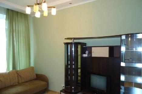 Сдается 1-комнатная квартира посуточно в Киеве, ул. Паторжинского, 8.