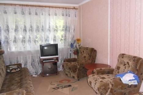 Сдается 1-комнатная квартира посуточно в Мариуполе, пр-т Металлургов, 45.