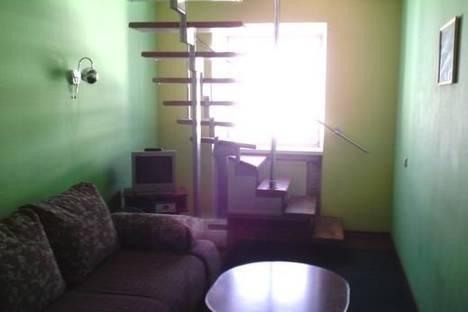 Сдается 2-комнатная квартира посуточно в Львове, пл. Рынок, 12.