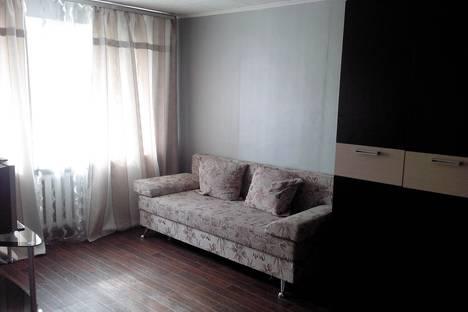 Сдается 1-комнатная квартира посуточно в Благовещенске, ул. Островского, 12.