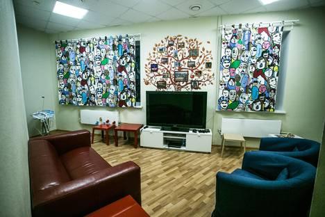 Сдается 5-комнатная квартира посуточнов Екатеринбурге, Хохрякова 72а.