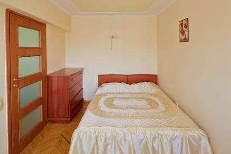 Сдается 2-комнатная квартира посуточно в Львове, пр-т Свободи, 6.