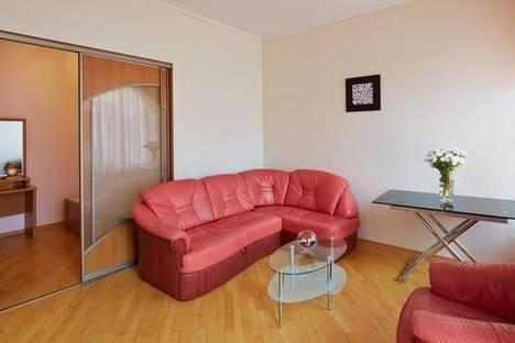 Сдается 2-комнатная квартира посуточно в Львове, пр-т Свободы, 3.