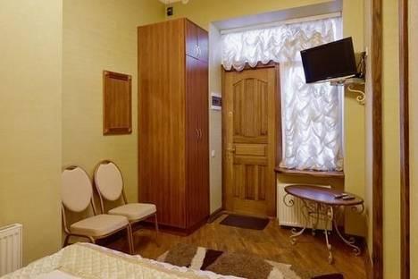 Сдается 1-комнатная квартира посуточно в Львове, ул. Галицкая, 3.