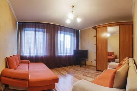 Сдается 1-комнатная квартира посуточнов Казани, Чистопольская, 82.