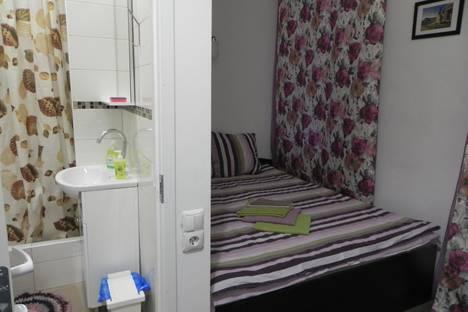 Сдается 1-комнатная квартира посуточнов Санкт-Петербурге, 9-я Советская ул., 9/30.