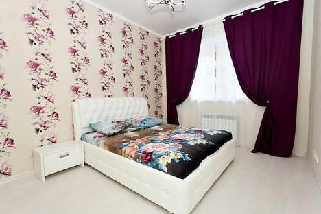Сдается 2-комнатная квартира посуточнов Казани, Чистопольская улица, 71А.