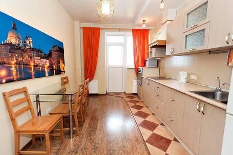 Сдается 1-комнатная квартира посуточнов Казани, Фатыха Амирхана, 12д.