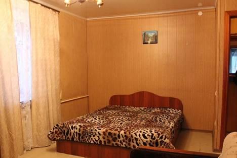 Сдается 1-комнатная квартира посуточнов Казани, Кировский переулок, 5.
