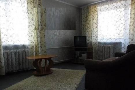 Сдается 1-комнатная квартира посуточно в Кременчуге, ул. Пролетарская , 12.