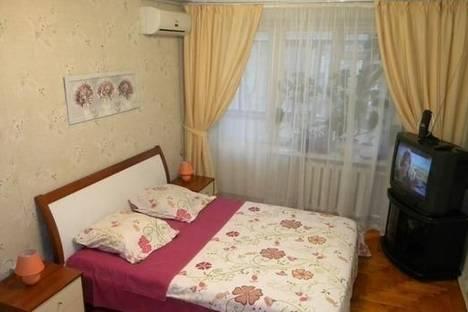 Сдается 1-комнатная квартира посуточно в Кременчуге, ул. Победы, 1.