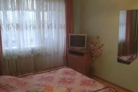 Сдается 1-комнатная квартира посуточно в Хмельницком, ул. Заречанская, 6/3.