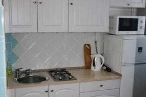 Сдается 1-комнатная квартира посуточнов Мариуполе, пр-т Строителей, 111.