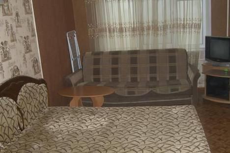 Сдается 1-комнатная квартира посуточно в Керчи, ул. Бувина, 5.