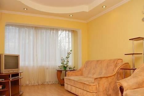 Сдается 2-комнатная квартира посуточно в Киеве, ул. Урицкого, 9.
