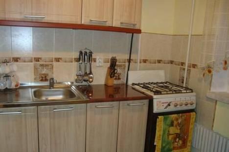 Сдается 1-комнатная квартира посуточно в Черновцах, ул. Главная, 279.