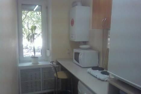 Сдается 2-комнатная квартира посуточно в Кировограде, ул. Попова, 7.