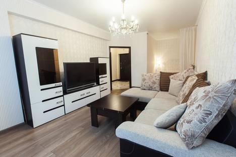 Сдается 1-комнатная квартира посуточно в Обнинске, ул. Белкинская д.6.