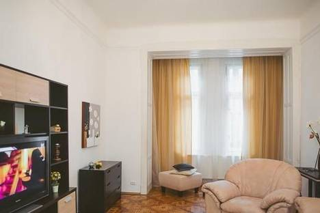 Сдается 2-комнатная квартира посуточно в Львове, ул. Леси Украинки, 15.