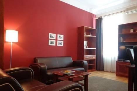 Сдается 4-комнатная квартира посуточно в Львове, ул. Б.Хмельницкого, 66.
