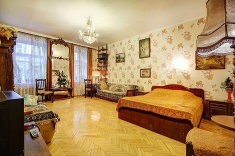 Сдается 1-комнатная квартира посуточнов Санкт-Петербурге, ул.Джамбула, д.14.