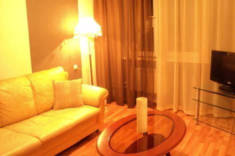 Сдается 1-комнатная квартира посуточно в Красноярске, ул. 9 Мая, 63.