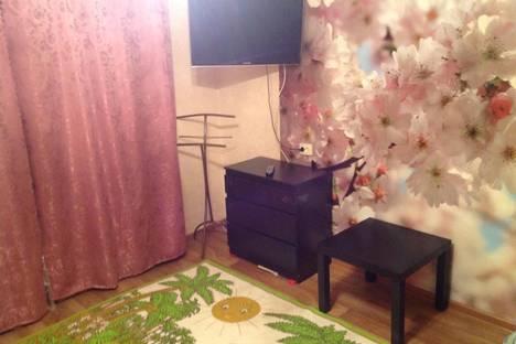Сдается 1-комнатная квартира посуточнов Нефтеюганске, микрорайон 9, 23.
