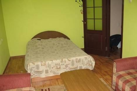 Сдается 1-комнатная квартира посуточно в Ровно, ул. Гагарина, 67.