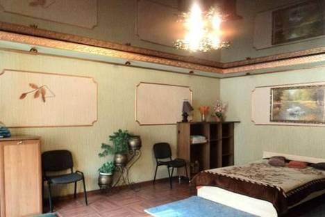 Сдается 1-комнатная квартира посуточно в Макеевке, проспект Ленина, 43/24.
