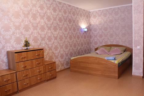 Сдается 2-комнатная квартира посуточно в Стерлитамаке, ул. Артёма, 116.