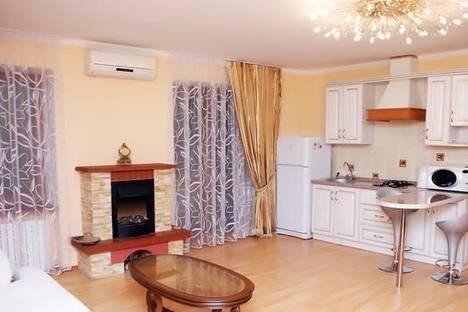 Сдается 2-комнатная квартира посуточно в Донецке, ул. Артема, 104.