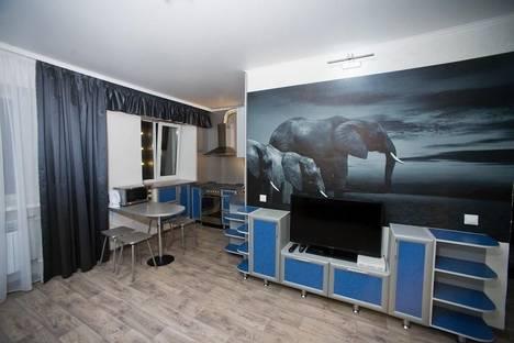 Сдается 2-комнатная квартира посуточно в Тюмени, Ленина, 9.