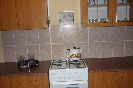 Сдается 1-комнатная квартира посуточнов Бердянске, ул. Розы Люксембург, 49.