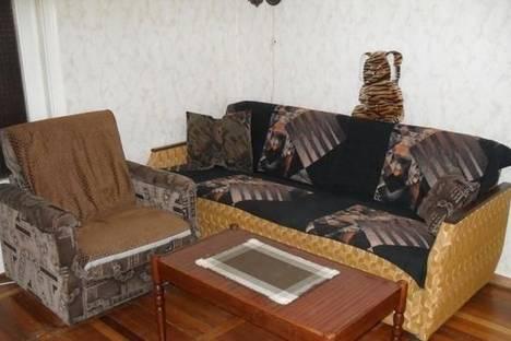 Сдается 2-комнатная квартира посуточно, ул. Горбенко, 26.