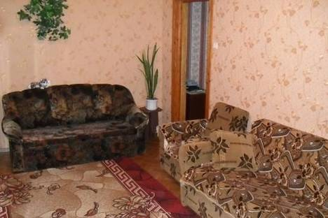 Сдается 1-комнатная квартира посуточнов Бердянске, пр-т Пролетарский, 232.
