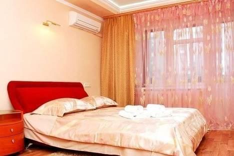 Сдается 1-комнатная квартира посуточно в Киеве, ул. Красноармейская, 101.