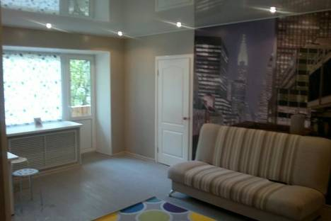 Сдается 2-комнатная квартира посуточно в Иванове, ул. Громобоя, 58.
