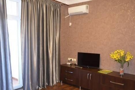 Сдается 2-комнатная квартира посуточнов Энергодаре, пр-т Трубников , 33.