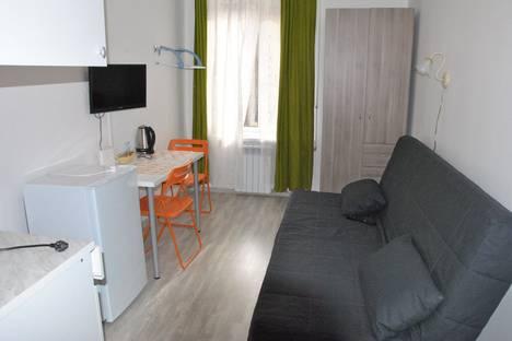 Сдается 1-комнатная квартира посуточнов Санкт-Петербурге, переулок Кирпичный, 4.