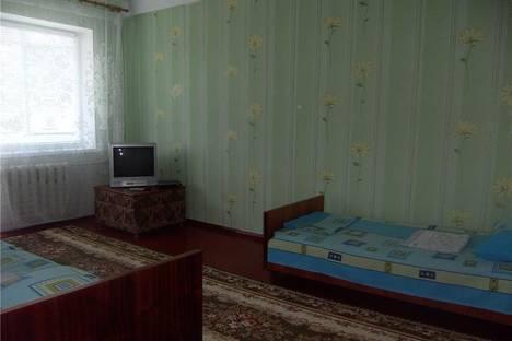 Сдается 2-комнатная квартира посуточнов Славянске, ул. Парковая 1.