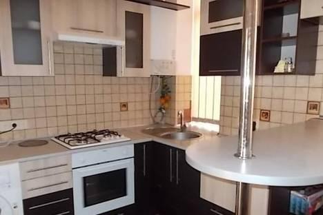 Сдается 3-комнатная квартира посуточно в Львове, ул. Леонтовича, 3.