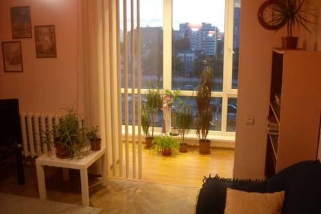 Сдается 1-комнатная квартира посуточнов Санкт-Петербурге, Новосмоленская набережная, 1а.
