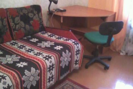 Сдается 1-комнатная квартира посуточно, Клушина, 8.