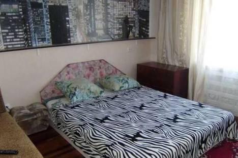 Сдается 1-комнатная квартира посуточно в Бердянске, К.Маркса, 51.