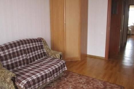 Сдается 1-комнатная квартира посуточно в Светлогорске, Фруктовая улица, д. 4.